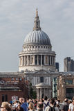 St Paul Cathedral London England Stock Photography
