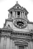 St paul cathedral in london england old construction and religio Stock Photography