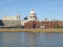 St Paul Cathedral, London Royalty Free Stock Images
