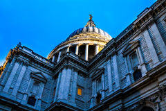St. Paul Cathedral London Stock Images