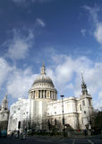 St. Paul Cathedral in London, UK Stock Photography