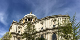 St. Paul cathedral, London, UK Stock Photos