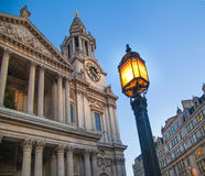 St. Paul cathedral, London Stock Image
