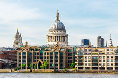 St Paul Cathedral, London, UK. Stock Photo