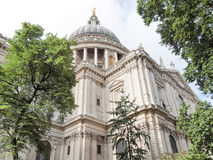 St Paul Cathedral, London Stock Image