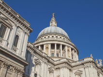 St Paul Cathedral, London Royalty Free Stock Photography