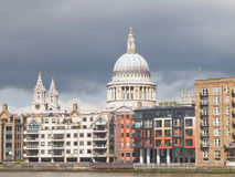 St Paul Cathedral, London Royalty Free Stock Image