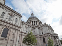 St Paul Cathedral, London Stock Photography