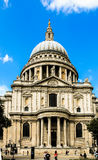 St. Paul Cathedral London Stock Photo