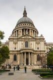St Paul ' cattedrale di s, Londra, Inghilterra Fotografia Stock