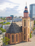 St Paul Church Frankfurt Royalty Free Stock Image