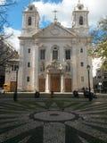 St Paul church Royalty Free Stock Photo