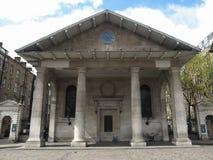 St Paul Church, London. Saint Paul church in Covent Garden, London, UK Royalty Free Stock Image