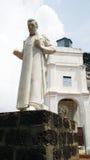 St Paul Church, Malaca, Malasia Fotografía de archivo libre de regalías