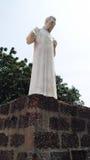 St Paul Church, Malacca, Malesia Immagini Stock Libere da Diritti