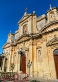 St Paul Church in Rabat Royalty Free Stock Photography