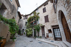 St Paul de Vence, France Stock Image