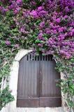 St Paul de Vence, Frankrike Royaltyfria Foton