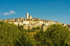 St Paul de Vence Royalty Free Stock Image