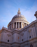 St. Paul dome, London Stock Image