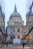 St Paul domkyrka Royaltyfria Bilder