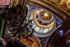 St. Paul Interior Stockbild