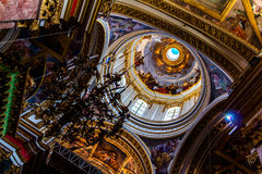 St Paul Interior Stock Image