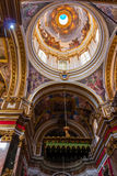 St Paul Interior Dome Stock Photography