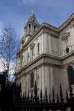 St Paul katedra Zdjęcie Royalty Free