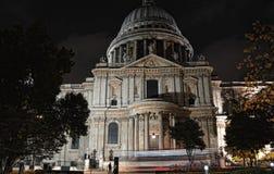 St Paul katedra fotografia stock