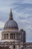 St Paul katedra Zdjęcie Stock