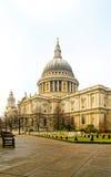 St. Paul kathedraal Royalty-vrije Stock Afbeeldingen