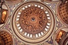 St Paul Kathedraal Stock Afbeelding