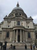 St Paul Kathedraal Royalty-vrije Stock Fotografie