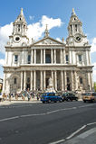 St Paul Kathedraal Stock Foto
