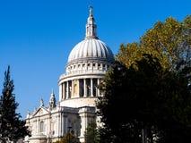 St Paul Kathedraal, Londen Stock Afbeeldingen