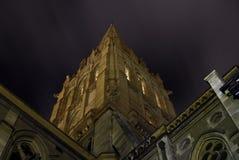 St. Paul Kathedraal, Melbourne, Australië Royalty-vrije Stock Foto's
