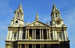 St Paul Kathedrale, London, England Stockfoto