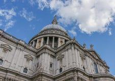 St Paul Kathedralen-Haube, London Stockfotos