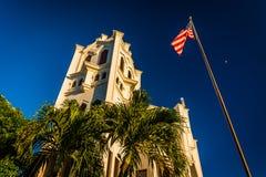 St Paul kościół episkopalny w Key West, Floryda zdjęcie royalty free