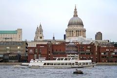 St Paul Londen Royalty-vrije Stock Afbeeldingen