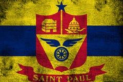 St Paul Minnesota illustration libre de droits