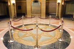 St. Paul, Minnesota - het Capitool van de Staat Stock Afbeelding
