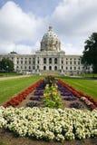 St. Paul, Minnesota - het Capitool van de Staat Stock Afbeeldingen