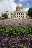 St. Paul, Minnesota - het Capitool van de Staat Royalty-vrije Stock Afbeelding