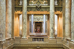St. Paul, Minnesota - State Capitol. Interior of State Capitol of Minnesota in St. Paul Royalty Free Stock Images
