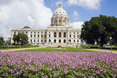 St. Paul, Minnesota - State Capitol Royalty Free Stock Photography