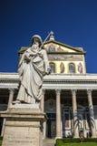 St. Paul Outside väggarna Arkivfoton