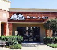 St Paul prezenta i książki sklep, Memphis, TN Zdjęcia Stock