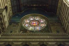 St Paul & x27; s all'interno delle pareti Immagini Stock